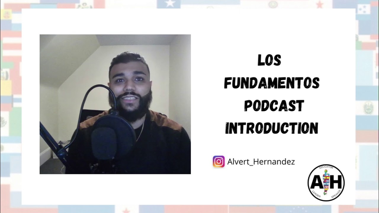 Welcome to the Podcast!