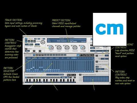 FREE VST/AU MIDI instrument - Kirnu Cream CM