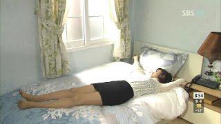 유지연 윤지민 스타킹 각선미몸매 팁토 Tiptoe Stocking 연예인 발