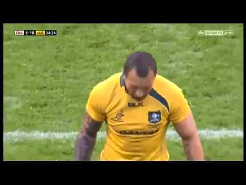 England v Australia (Highlights) 2 Nov 2013