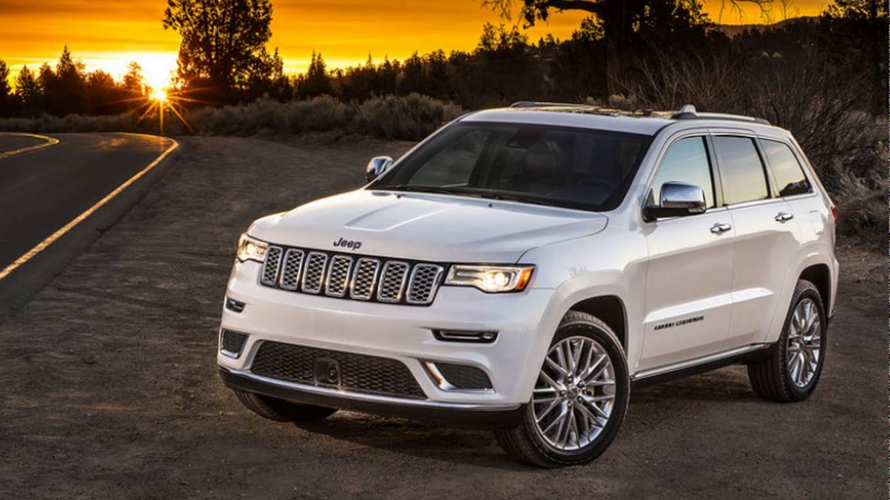 2017 2018 Jeep Grand Cherokee Summit Suv Overview Price Release Date