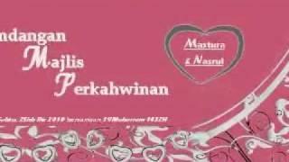 Kad Kahwin Ekonomi F22 Cinta 2012