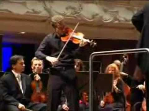 Josef Spacek | Prokofiev Violin Concerto # 2 | 1st Mvt | Michael Hill Violin Comp | 1 of 2 | 2009