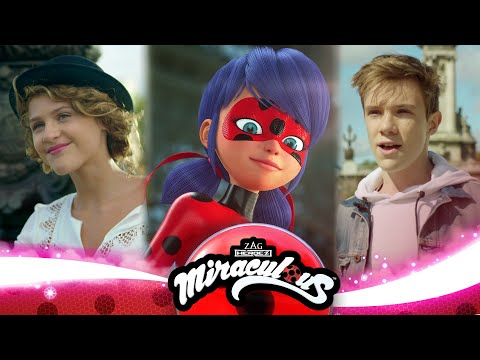MIRACULOUS | 🐞 LOU & LENNI-KIM - OFFICIAL MUSIC VIDEO 🐞 | Tales of Ladybug and Cat Noir