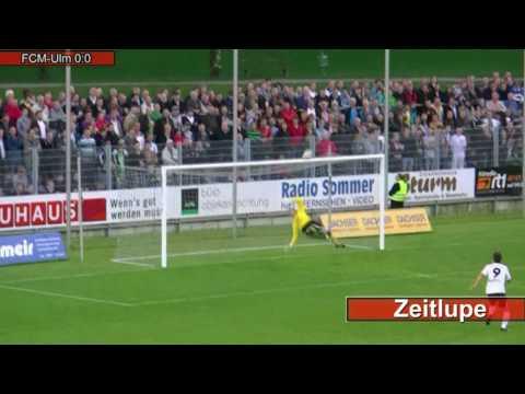 FC Memmingen  - SSV Ulm 1846 6.Spieltag Regionalliga Süd