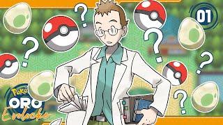 Pokémon Oro EvoLocke Ep.1 - ¡LAS EVOLUCIONES SON DIFERENTES!