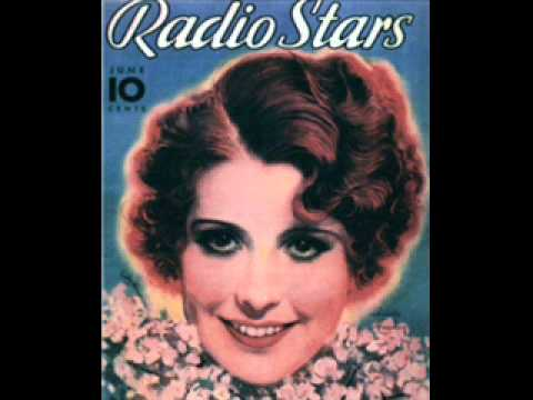 Annette Hanshaw - The Song Is Ended 1927 Irving Berlin Songs