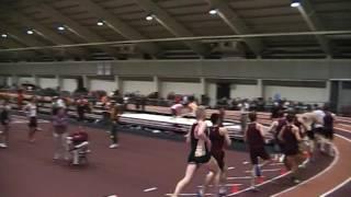2017 Virginia Tech Invitational Men 1 Mile Section 1, Drew Piazza, Ciattei, Joseph