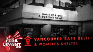 Barbara Kay: Transgenders take anger, jealousy of real women out at rape shelter | Ezra Levant