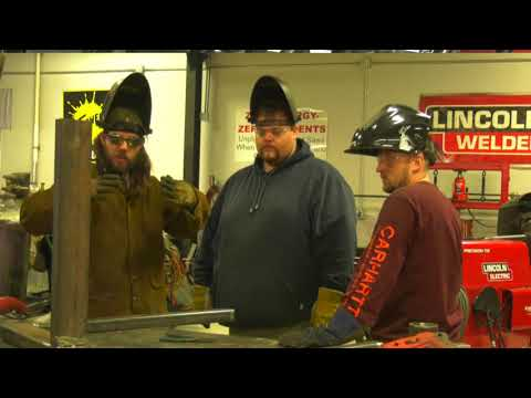 Beal College - Welding Commercial