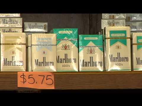 Local Reaction to CVS No Tobacco Sale