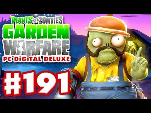 Plants vs. Zombies: Garden Warfare - Gameplay Walkthrough Part 191 - Gardens & Graveyards (PC)