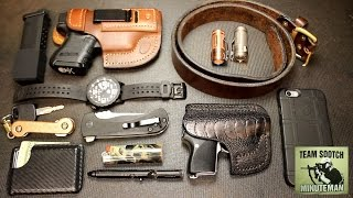 EDC Everyday Carry  2016