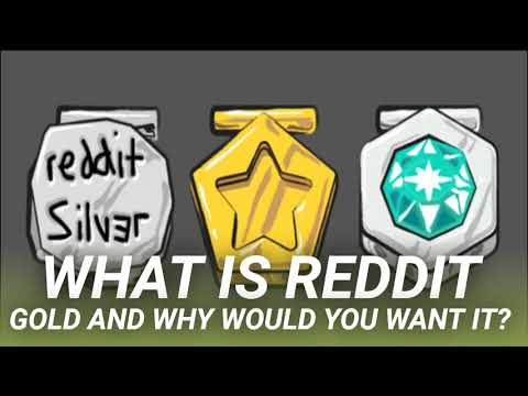 What Is Reddit Gold And Why Would You Want It?