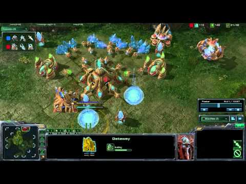 StarCraft 2 - [P] Fast Void Ray - Strategy