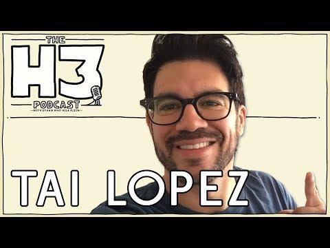 H3 Podcast #33 - Tai Lopez