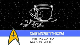 GENRETHON 2020 | Picard Maneuver: Introverts Paradise