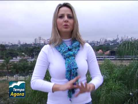 Tempo Agora Previsão Para Hoje No Estado De São Paulo