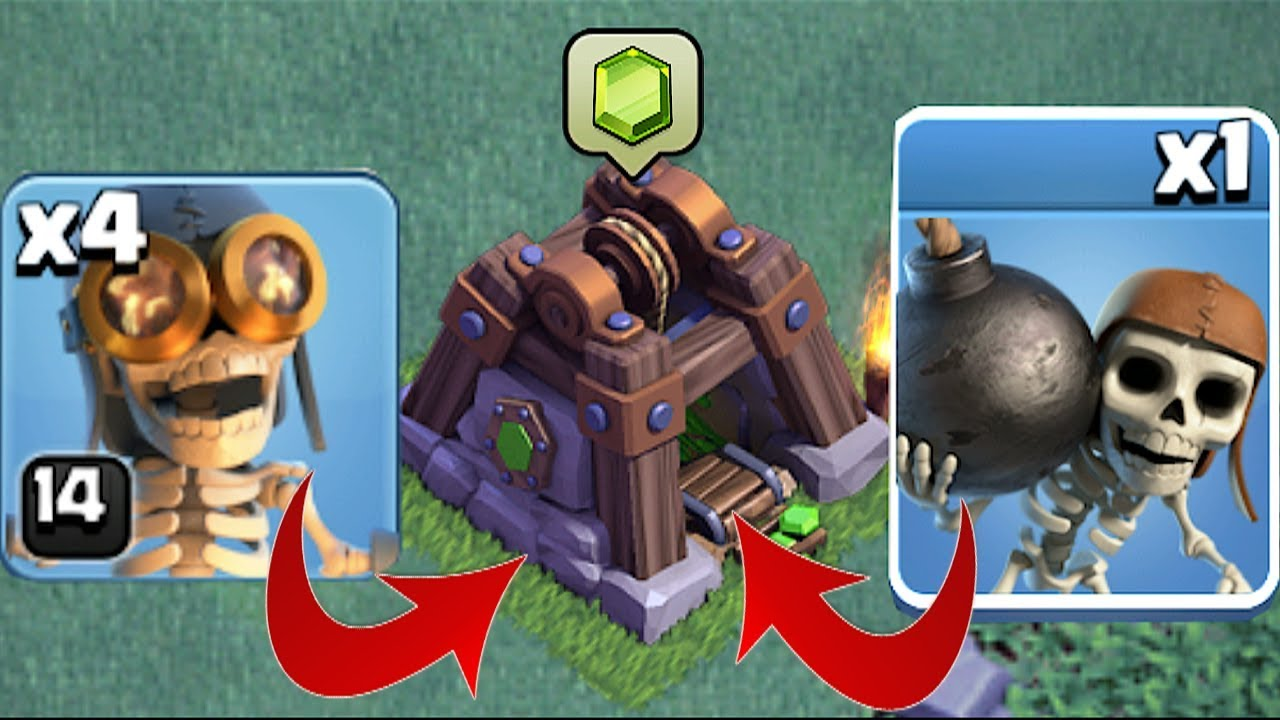 free gems for everyon clash of clans update 2019. Black Bedroom Furniture Sets. Home Design Ideas