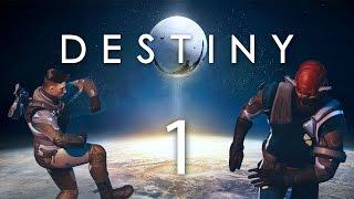 Destiny Gameplay Xbox One With Keralis! - Episode 1
