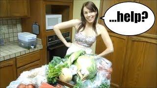 Raw Food Week Challenge! SSCS Episode 100