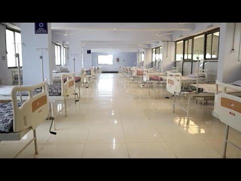 رجل أعمال يحول مكتبه إلى مركز يضم 85 سريرا لعلاج الفقراء من كورونا …  - 15:57-2020 / 7 / 30