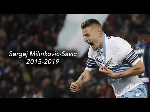 Sergej Milinković-Savić #21 - S.S. Lazio - 2015/2019