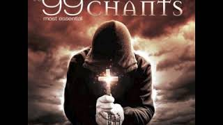 The 99 most essential gregorian chants complete