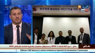 شاب جزائري مسؤول البنية التحتية و الامن المعلوماتي في الحكومة الالكترونية بدولة الامارات