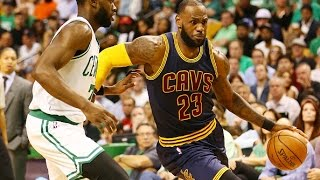 Best of LeBron James Game 2 Eastern Conference Finals | May 19, 2017 thumbnail
