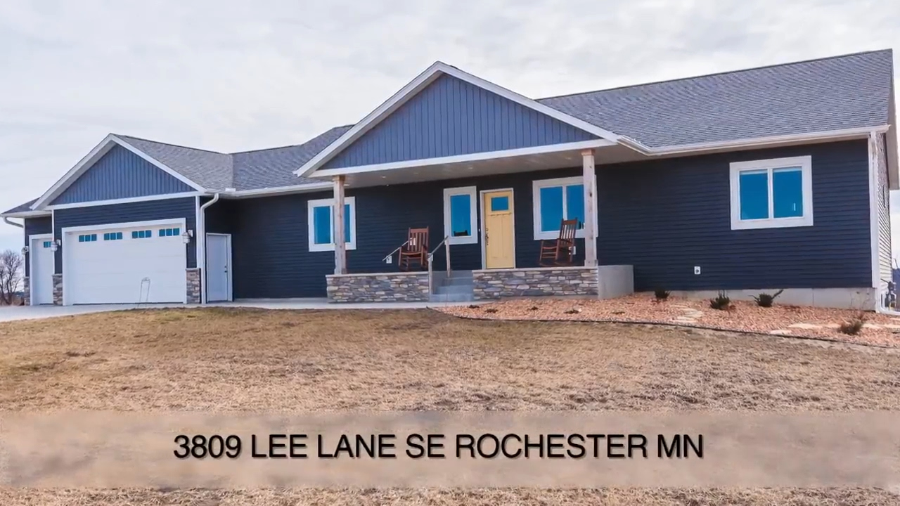 3809 Lee Lane SE Rochester Mn  Homes for Sale in Rochester  YouTube