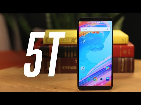 Download Youtube: OnePlus 5T hands-on
