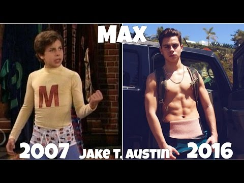 Wizards of Waverly Place Before and After 2016, Antes y Después