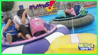 BOOMERS Mini Golf Go Karts and Bumper Boats - Willy