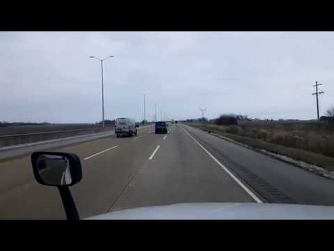 BigRigTravels LIVE! Belvidere, Illinois to Gas City, Indiana-Nov. 16, 2018