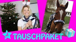 Pferde Tauschpaket Weihnachten I Geschenke für Wölbchen und mich I Merry Christmas UNBOXING
