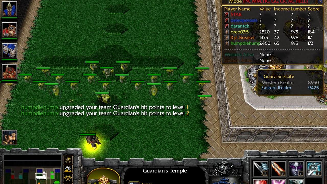 Warcraft 3: Legion TD HellHalt #8 (IMPORTANT MESSAGE IN DESCRIPTION)