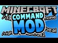 COMMANDS IN 0.14.0!? - Simple Commands Mod MCPE 0.14.0 - Minecraft PE (Pocket Edition)