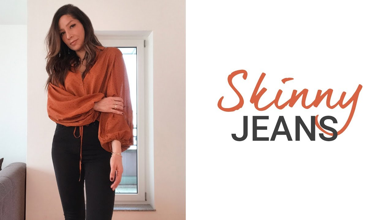 Are Skinny Jeans Over? How to Make Them Look Modern in 2019 | Plus: THE Best Skinny! | natashagibson