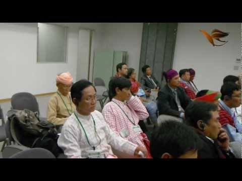 Conference on Emergency Humanitarian Aid to Myanmar Ethnic Groups