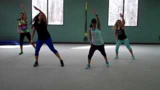 """There she goes"" Dance fitness *WARM UP*"
