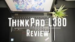 ThinkPad L380 : A bit plain vanilla, but is it worth a look?