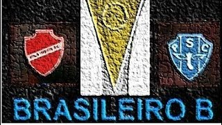 Campeonato Brasileiro 2018 - Série B - PALPITE - 34ª Rodada - VILA NOVA X PAYSANDU.