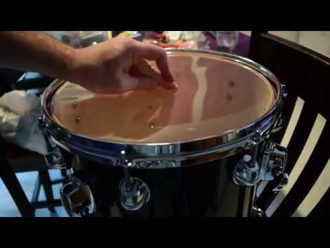 HOW TO TUNE DRUMS  Bonzoleum Drum Channel