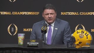 Coach O talks about game day against Clemson