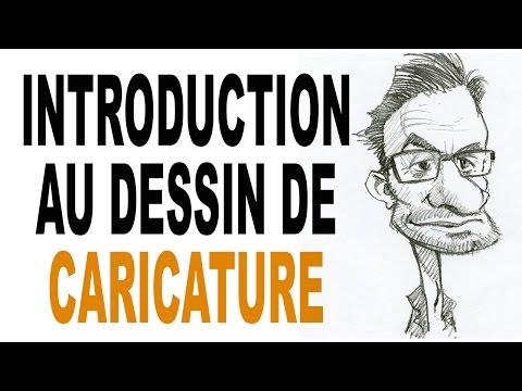 Comment dessiner une CARICATURE?