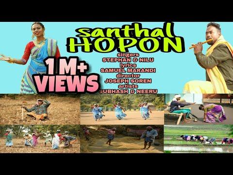Santhal Hopon | New Santali HD Video Song 2019-2020 | Stephan Tudu | Nilu Nilima