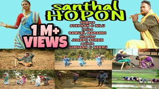 Gambar cover Santhal Hopon | new santhali video song 2019-2020 | Stephan Tudu | Nilu nilima