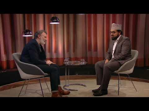 Shaykh Umar Al Qadri   The Tommy Tiernan Show