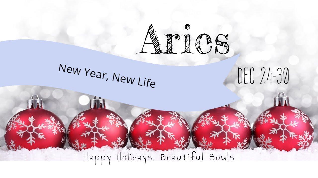 aries weekly tarot december 24 2019